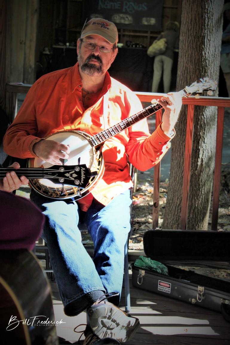 a banjo bob w sign