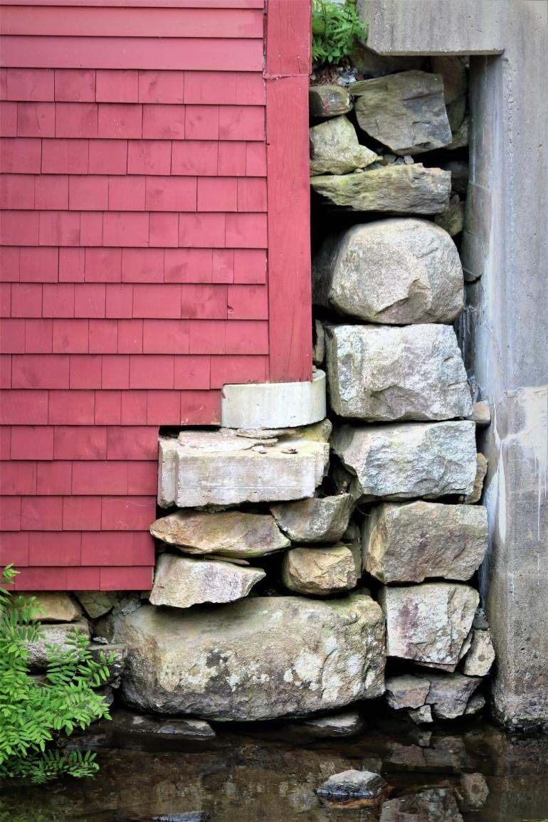 mill foundation